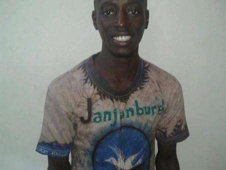Pasco Kebbeh in Benin