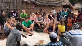 'Travel as Volunteers' to Janjanbureh