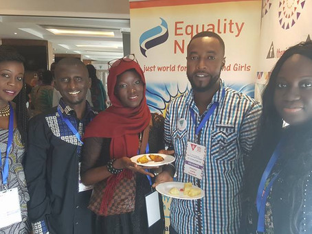 Just Act Represented in Nairobi FGM Conference