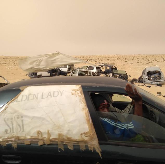 06-29 Fixer's car.jpg