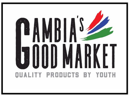 Be in the first 500 to visit Gambia's Good Market this Saturday November 3rd and  receive a 1kg bag