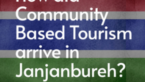 How did Community Based Tourism arrive in Janjanbureh?