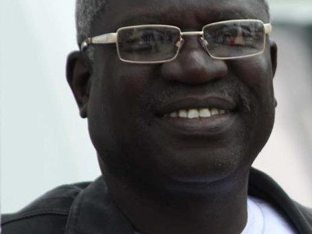Doctor Adama Bah
