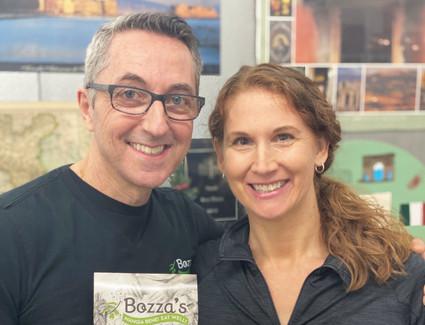 Michael and Marisa