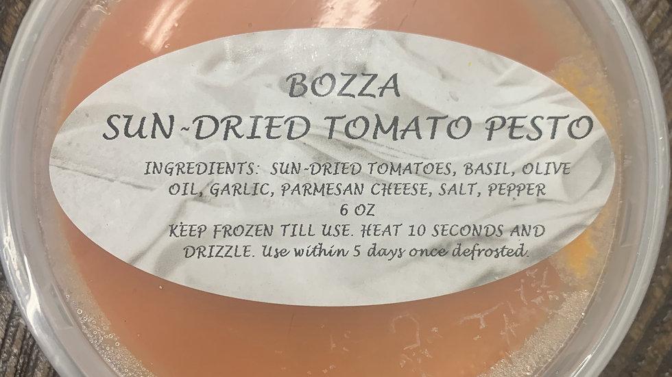 Sun-dried Tomato Pesto (Vegan)