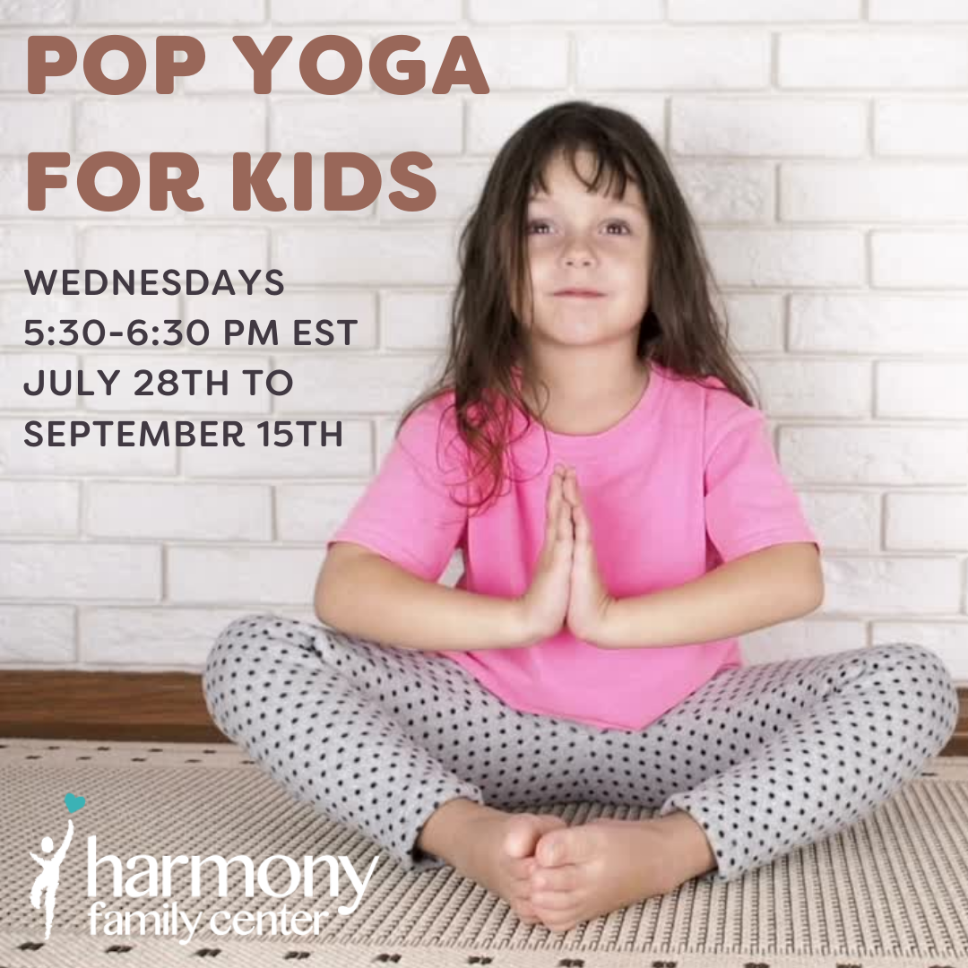 Pop Yoga For Kids
