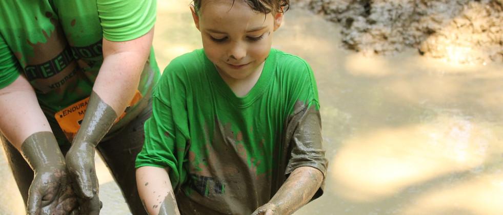 Muddy oh my!