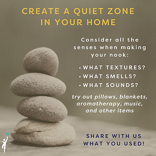 Create a quite zone in you home instructions