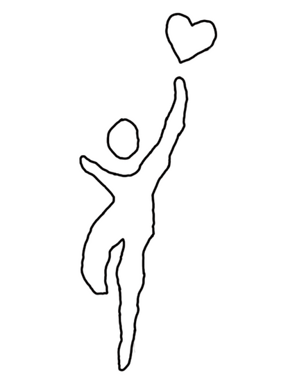 Howie the Harmony Man printable coloring sheet