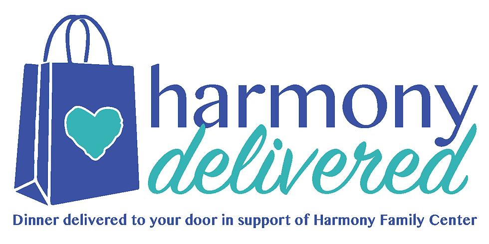 Harmony Delivered