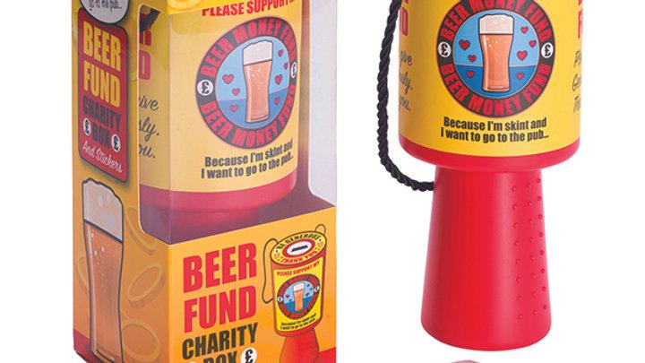 Beer Charity Box