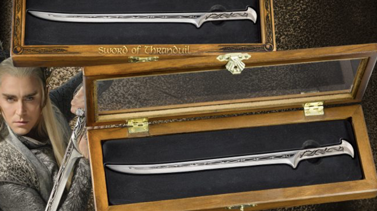The Hobbit - Thranduil Letter Opener