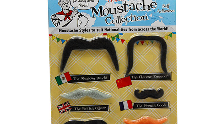 International Moustaches