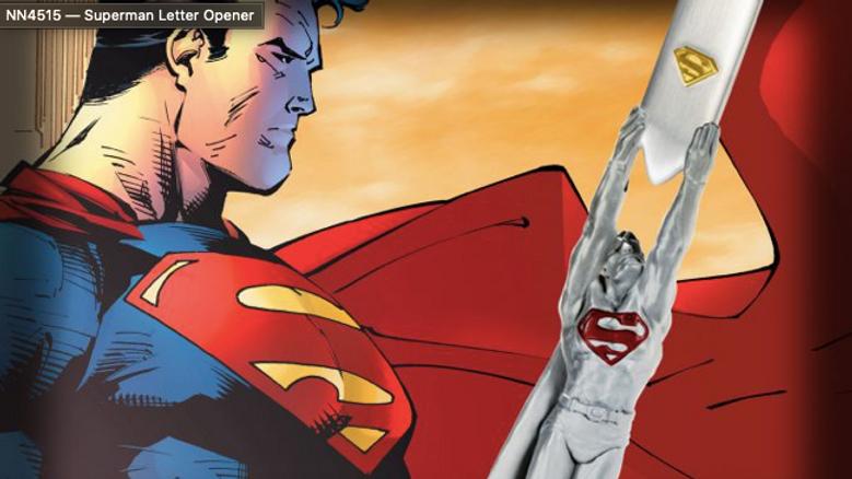 DC - Superman Letter Opener