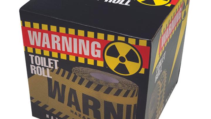 Hazardous Waste Toilet Roll!