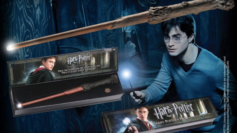 Harry Potter -Harry Potter Illuminating Wand