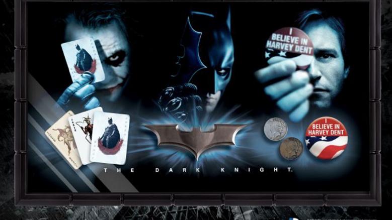 DC - The Dark Knight Prop Set