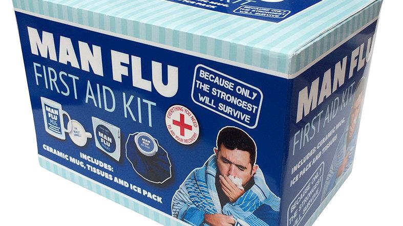 Man Flu First Aid Kit