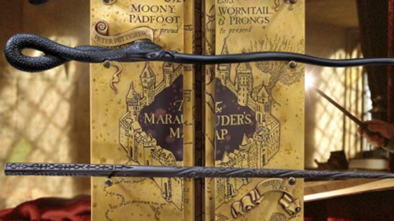 Harry Potter - The Marauders Wand Collection