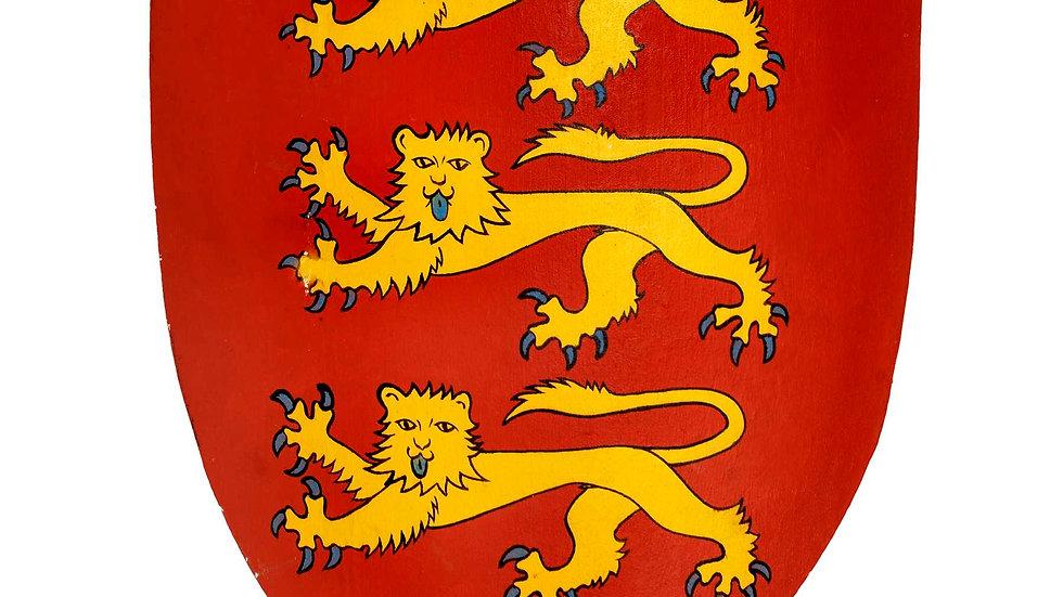 Edward The First Shield