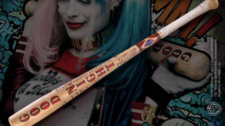 DC - Harley Quinn Baseball Bat