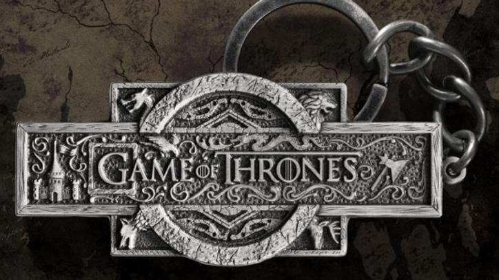 Game of Thrones - Logo Keychain