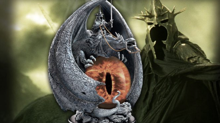 Lord Of The Rings - The Fury Of The Witch King Incense Burner
