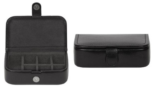 Accessory Case - Black Leatherette