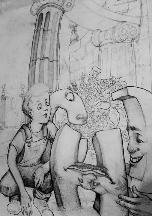 LetterH_Pencil