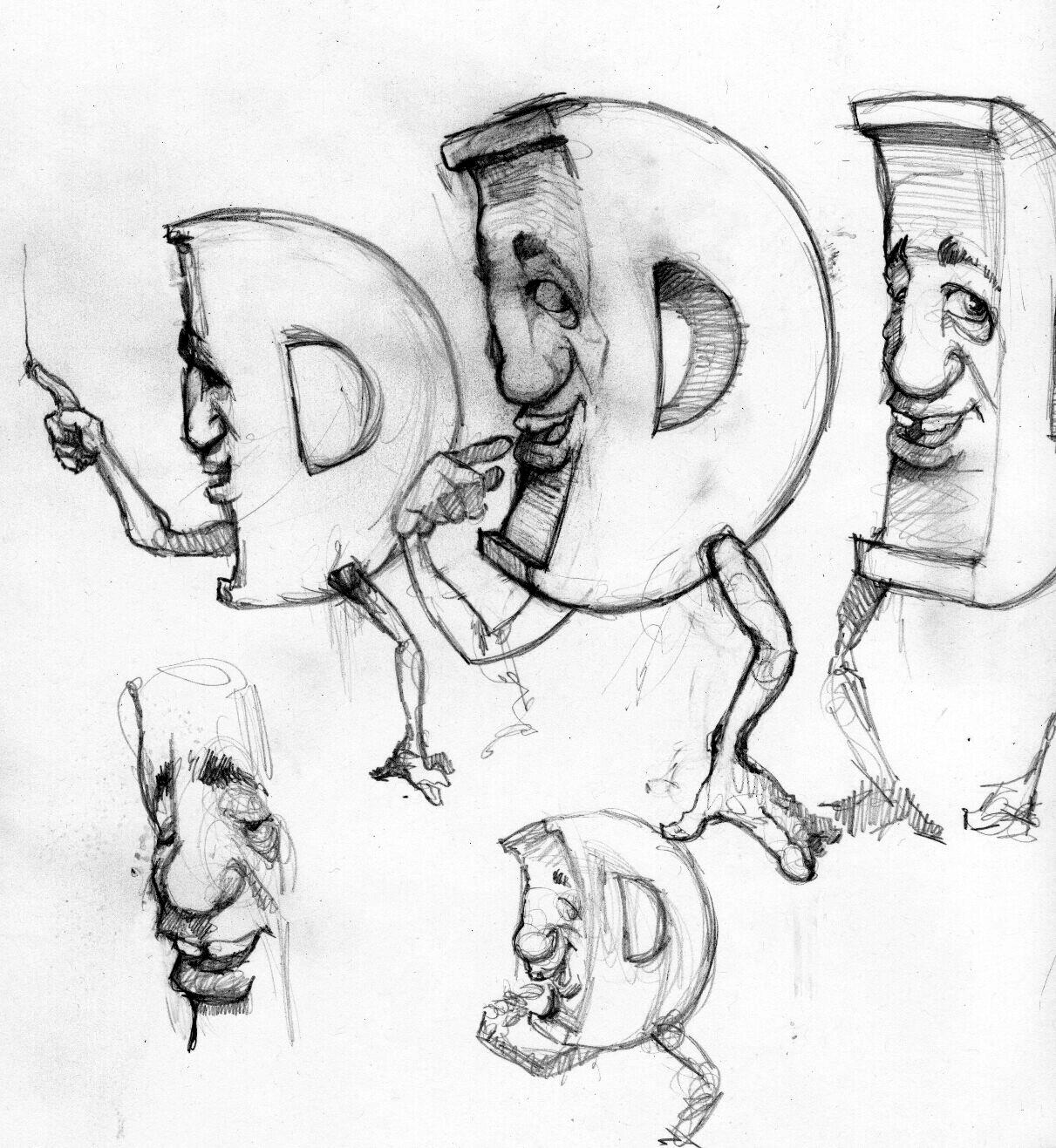 letterD_character