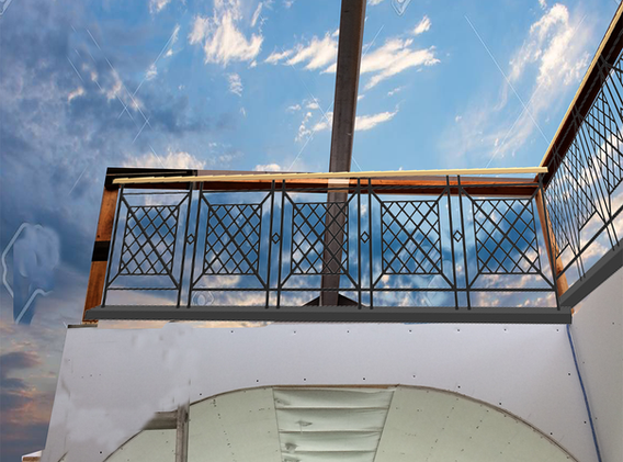 Cloud Ceiling Mural Concept 2-1