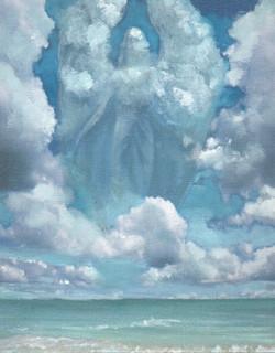 Angel of the Ocean