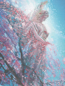 Angel of the Spring