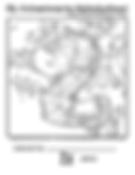 Alphabet Coloring Page - Letter Z
