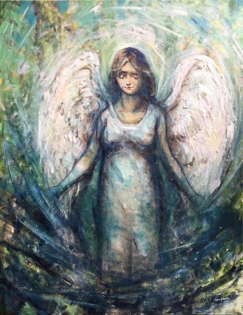 Arch Angel Gabriela