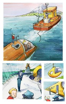 Ttowboat