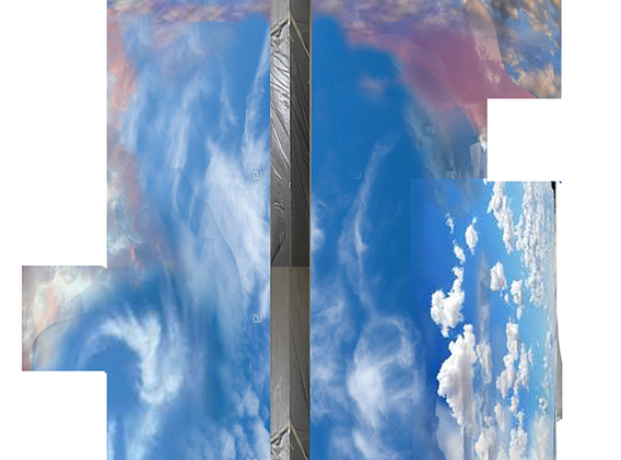 Cloud Ceiling Mural Concept 5-3