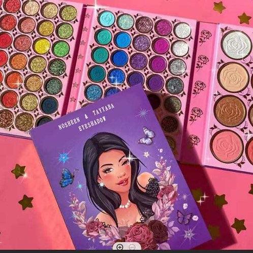 117 Colors Eyeshadow Palette