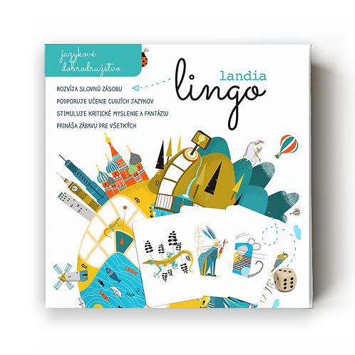 Lingolandia SK - spoločenská hra