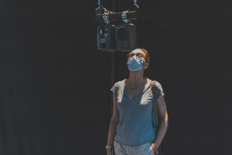 the voice is voices Mélia Roger © Simon