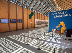 Humans Machines © Stokk Studio