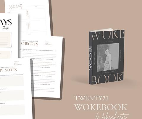 TWENTY21 Wokebook | WOKESHEET Refills