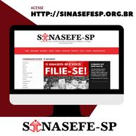 O NOVO SITE DO SINASEFE-SP ESTÁ NO AR! VISITE: http://sinasefesp.org.br/