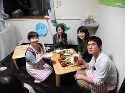昭和こども食堂ボランティアの皆さん