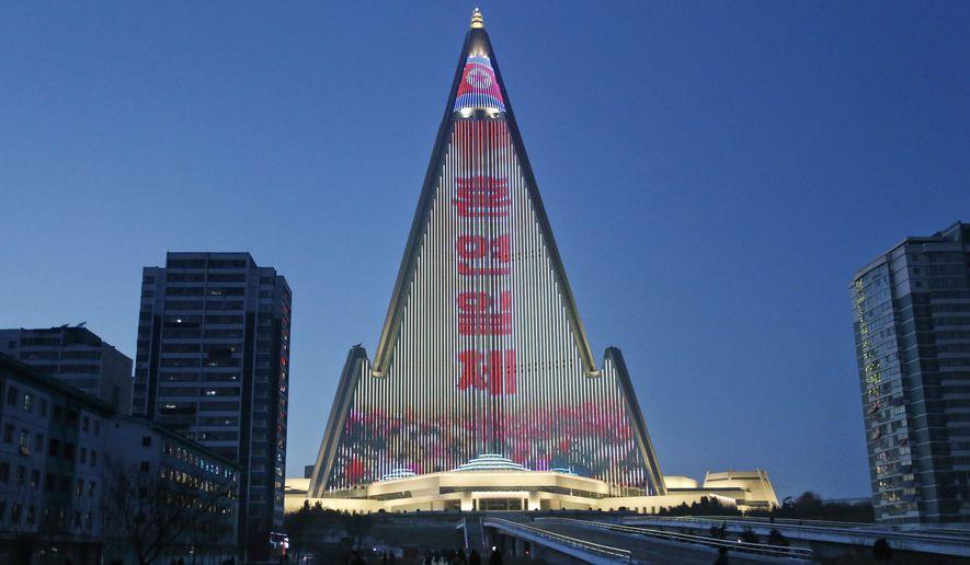 Important: Ryugyong Hotel | Mansudae Korea | North Korea News & Analysis