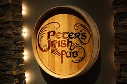 Logo Peter's Irish Pub