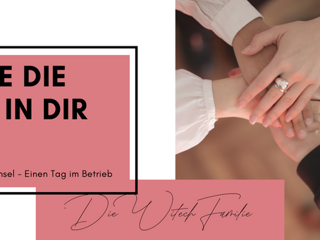 Möge die Frau in Dir sein - International Women's Day