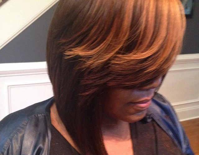 Razor Bob Full Sewin by #TiffaneNicol #atlantabob #atlantacutlife #atlantasewin #atlantafullsewin #atlantaboblife #atlstylist #atlanta