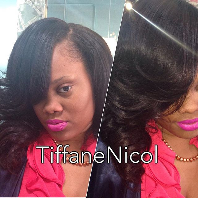 Versatile Sewin aka _The Perfect Sewin_ by TiffaneNicol 1st time clients $125 #tiffanenicol #atlantahairstylist #atlantahair #atlantasewins_
