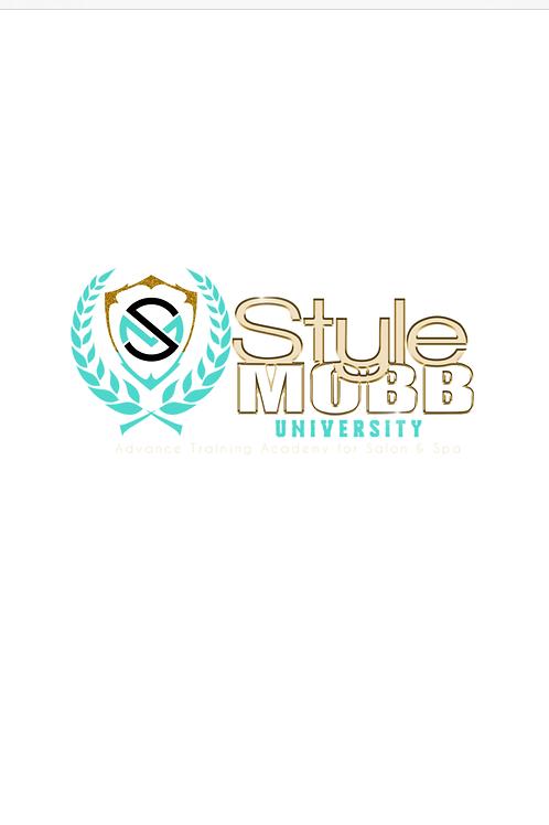 Style Mobb University ENROLLMENT Deposit